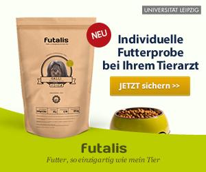 futalis® Individuelle Hundenahrung von Tierärzten entwickelt
